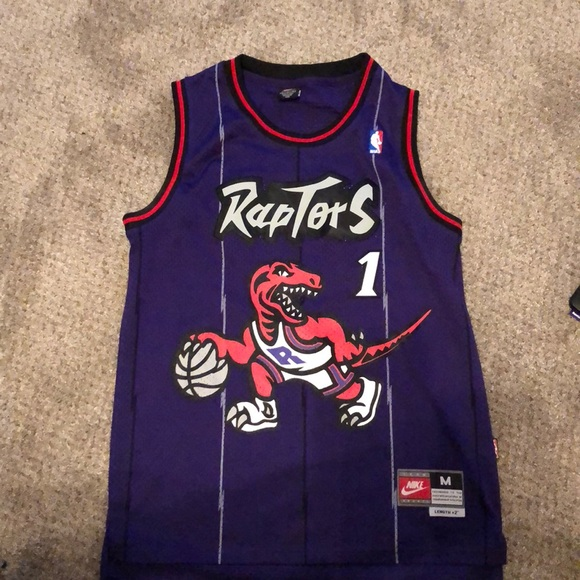tracy mcgrady raptors jersey